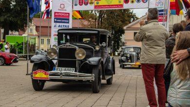 """Photo of Žiniasklaidos atstovams – kvietimas atvykti į automobilių ralį """"Aplink Lietuvą 2021"""""""