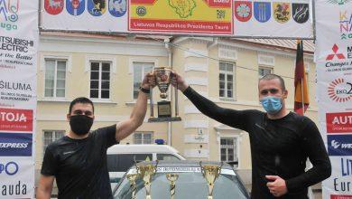 Photo of Prezidento taurę iškovojo Paulius Vasiliūnas su Ramūnu Giliumi